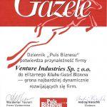 BIZNESU Gazele 2000